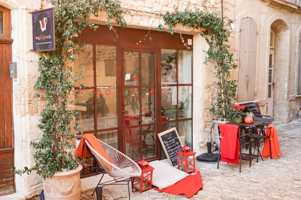 Where to eat in Gordes, Provence, France