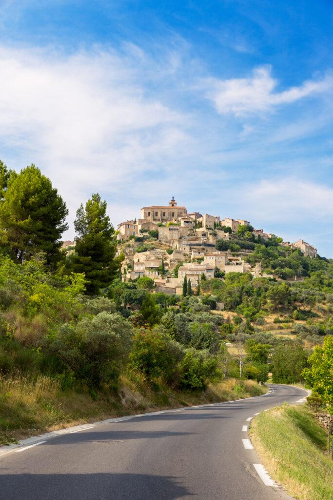 How to get to Gordes Village, France