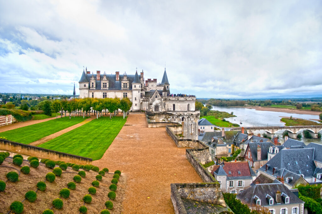 The Loire Valley is one of the best places to visit in Europe in September.