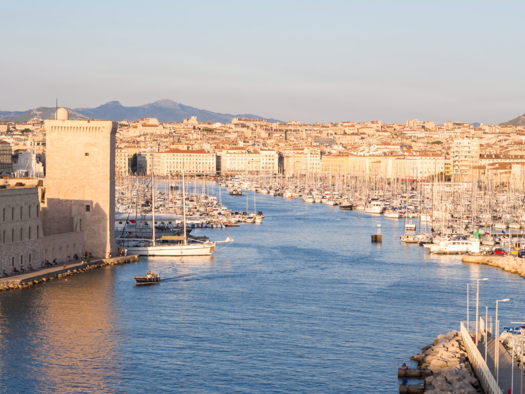 Marseille is one of the best European cities to visit in October