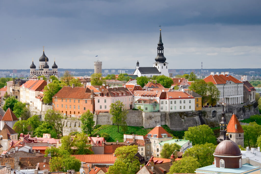 Tallinn is a fantastic place to visit in November in Europe
