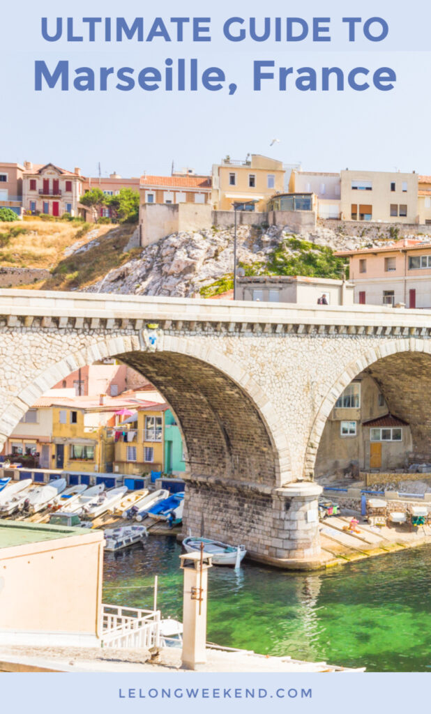 Looking for the best things to do in Marseille, France? Read this insider's guide to the southern city which includes all the best places to go, eat & shop in Marseille! #marseille #france #provence #southoffrance