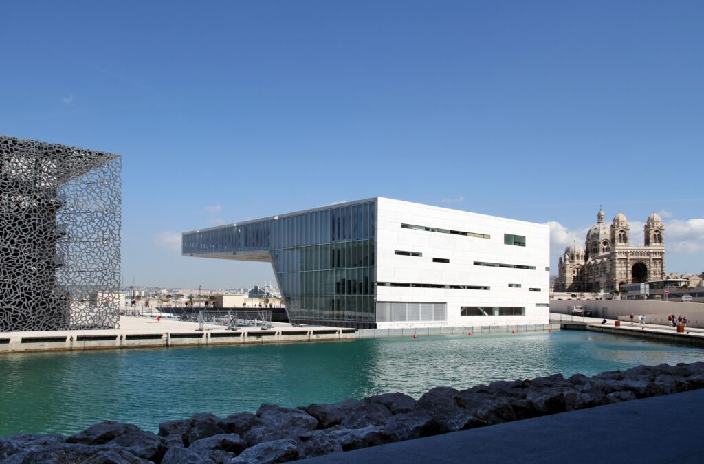 MUCEM is a must do in Marseille, France