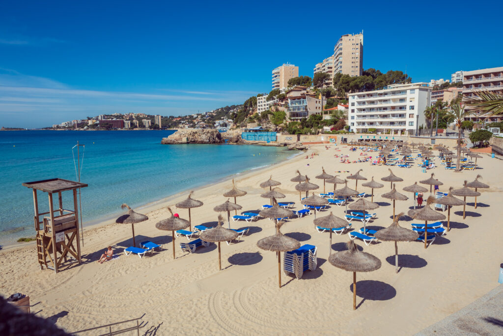 Cala Major, Mallorca, Spain