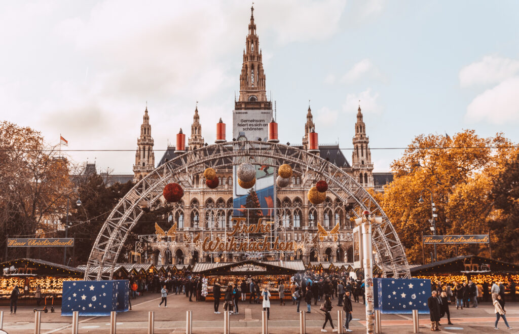 Best Christmas Markets in Vienna